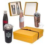 Custom Built Duo Vacuum Insulated Drinkware Gift Set