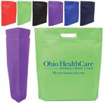 Custom Die Cut Handle Trade Show Non-Woven Tote