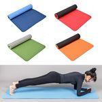 Custom Two-Tone Yoga Mat