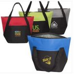 Custom Lunch Size Cooler Tote Bag
