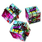 Custom Rubik's 9-Panel Full Custom Cube
