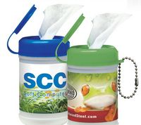 Mini Canister Wet Wipes