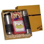 Custom Tuscany Tumbler & Thermos with Decadent Cocoa Set