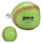 Softball Pillow Ball