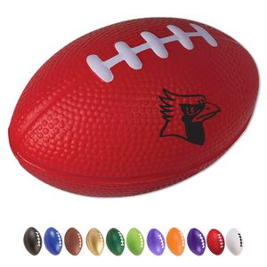 3 Football Stress Reliever (Small)