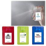 0.67 Oz. Credit Card Sanitizer Spray