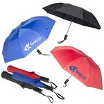 Custom Auto Open Folding Umbrella (42