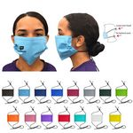 Custom Disposable Non-Woven Face Mask