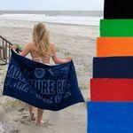 Custom Jewel Collection Beach Towel - Colors (30
