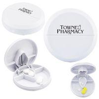 Compact Pill Cutter/Dispenser