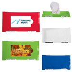 Custom Pocket/Travel Facial Tissues