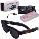 Custom Wireless Speaker Sunglasses