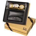Custom Ferrero Rocher Chocolates & Card Case Gift Set
