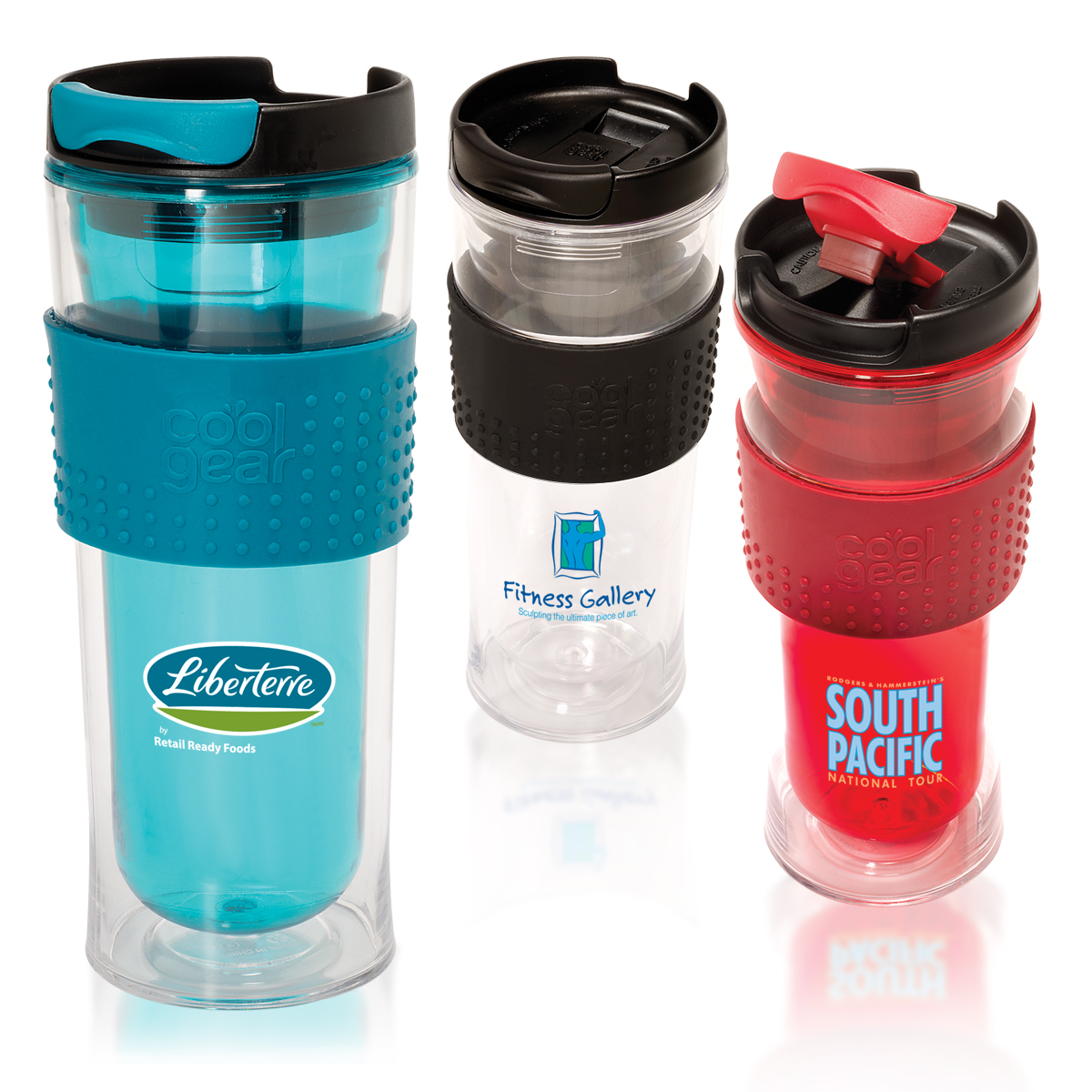 Cool Gear® Mason 14 Oz. Coffee Tumbler