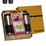 Custom Empire Tumblers &Decadent Cocoa Gift Set