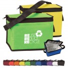 Custom 6-Pack Non-Woven Cooler Bag
