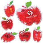Custom Apple Shape Hot/Cold Gel Pack