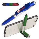 Custom 4-in-1 Multi-Purpose Stylus Pen
