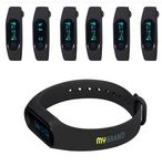 Custom Fitness & Activity Tracker Wristband