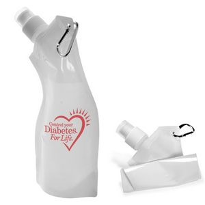 Translucent Curvy Flexi Bottle