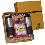 Custom Tuscany Tumblers &Decadent Cocoa Gift Set
