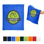 Custom Hemmed Cotton Rally Towel (15