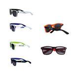 Custom Two Tone Glossy Sunglasses