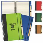 Custom Contrast Paperboard Eco Journal
