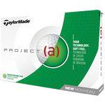 Custom TaylorMade Project a Golf Ball