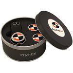 Pitch Fix Fusion 2.5 Pin Divot Tool & Tin w/Markers