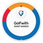 Custom Smart Marker - GPS Golf Tracker & Ball Marker (Retail)