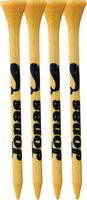 4 Pack of Bamboo Golf Tees