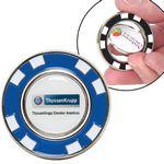 Custom Markermate Spinning Ball Marker