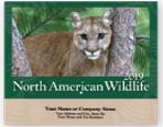 Custom North American Wildlife Wall Calendars