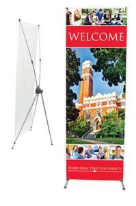 Portable X Display Stand