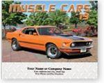Custom Muscle Cars Wall Calendars