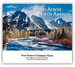 Custom Scenes Across North America Wall Calendars