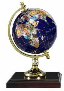 4 Gem Jewel Globe