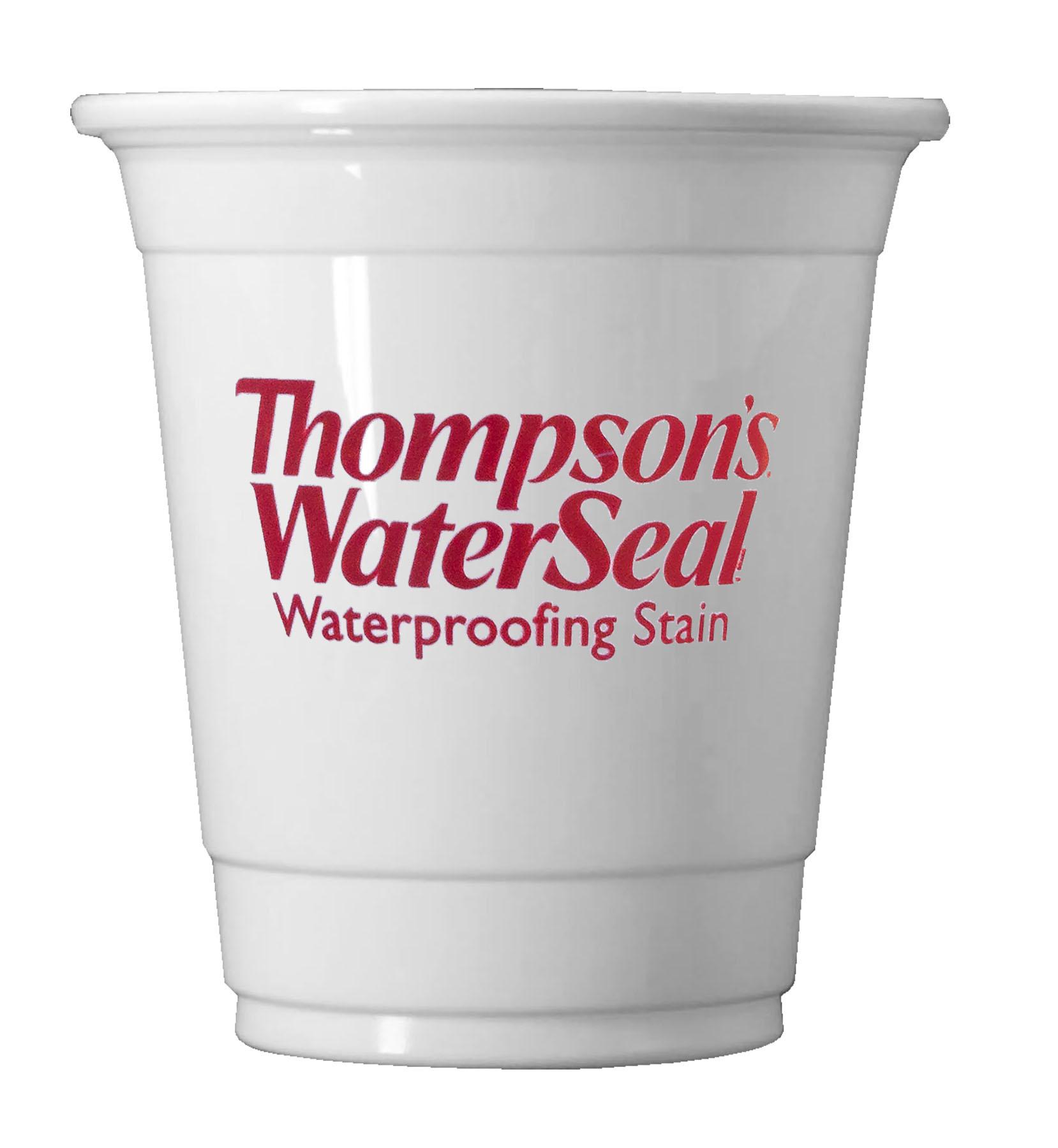 12 Oz. Economy Plastic Cups - High Lines