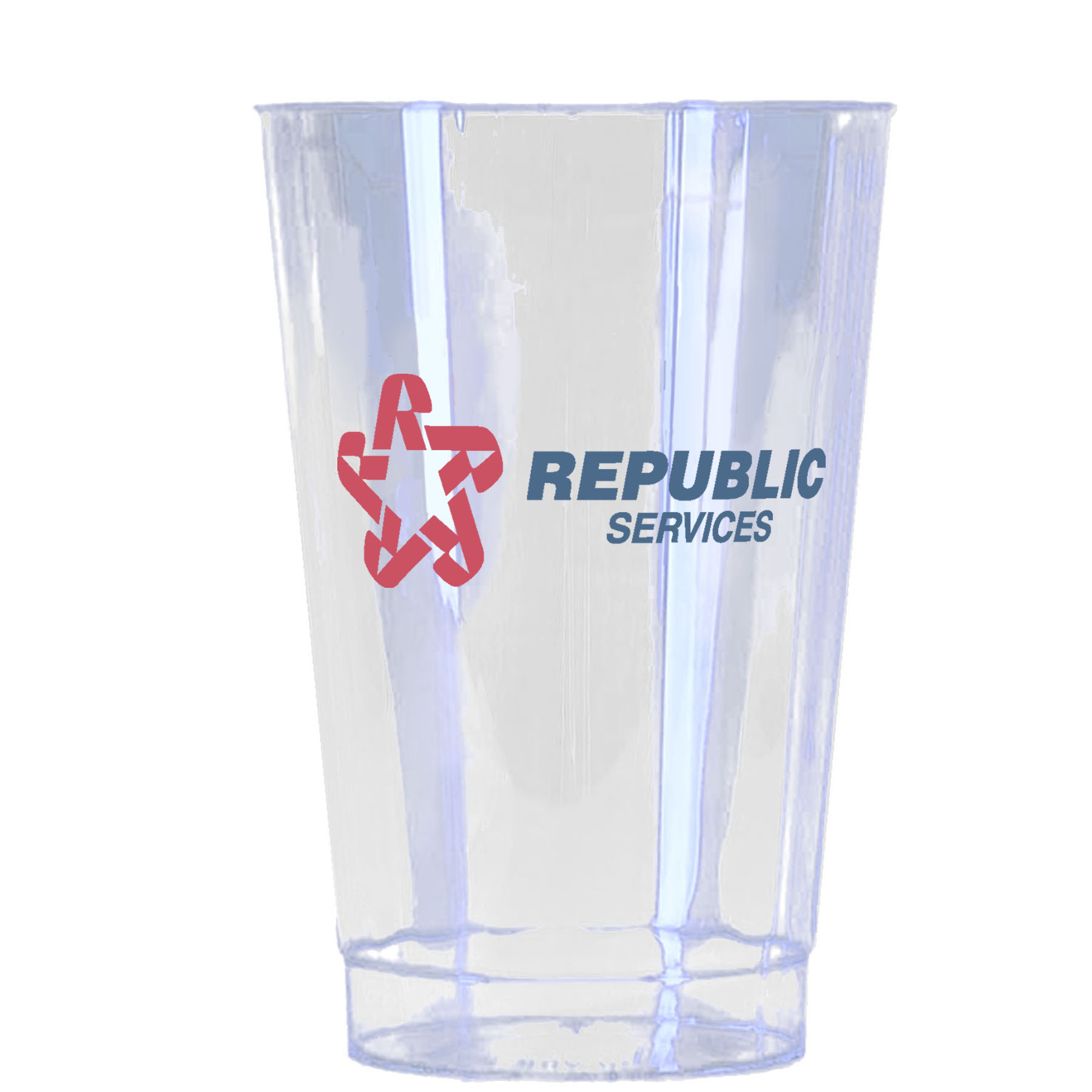 12 Oz. Tall Tumbler - Clear & Classic Crystal® Cups - The 500 Line