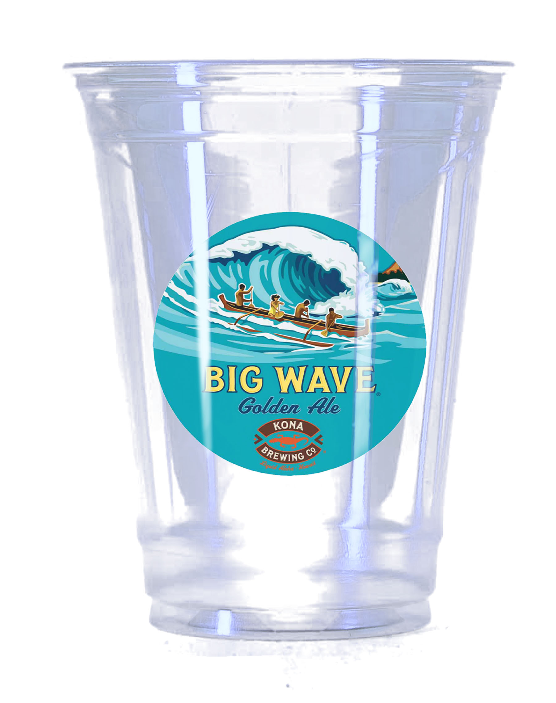 Digital 16 Oz. Soft Sided Cups - The 500 Line