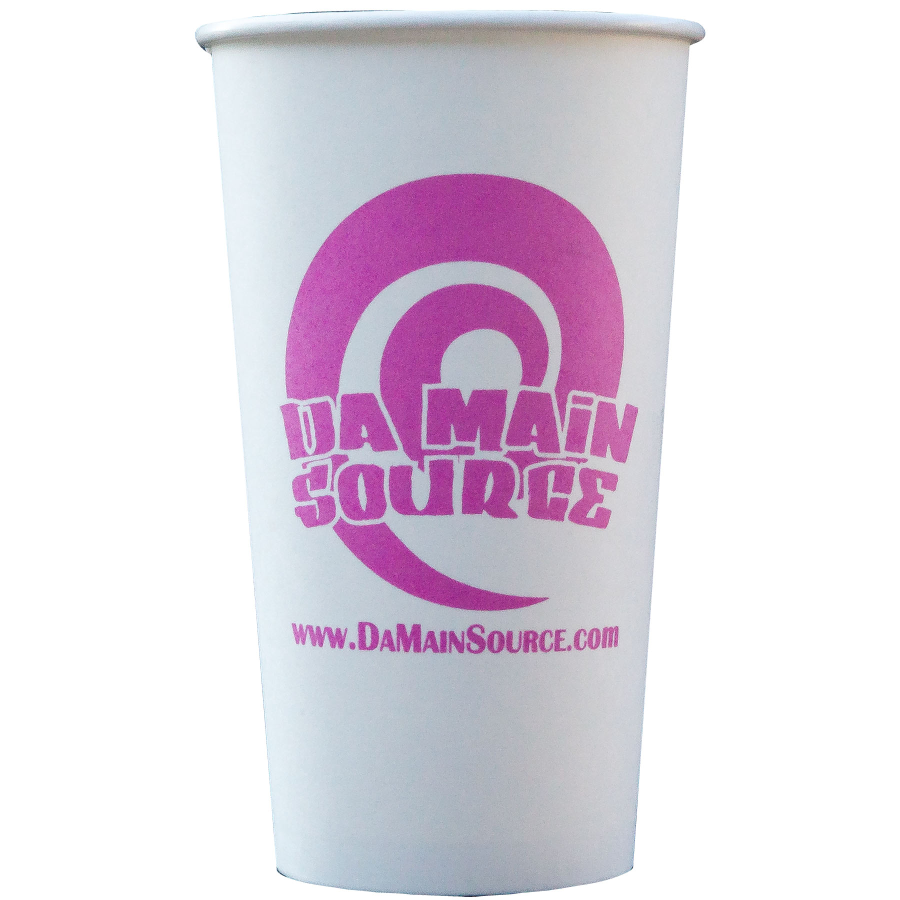 20 Oz. Hot/Cold Paper Cups - The 500 Line
