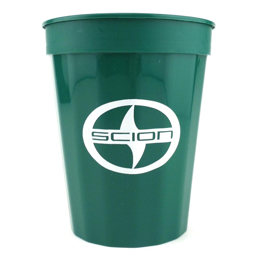 16 Oz. Fluted - Stadium Cups - The 500 Line
