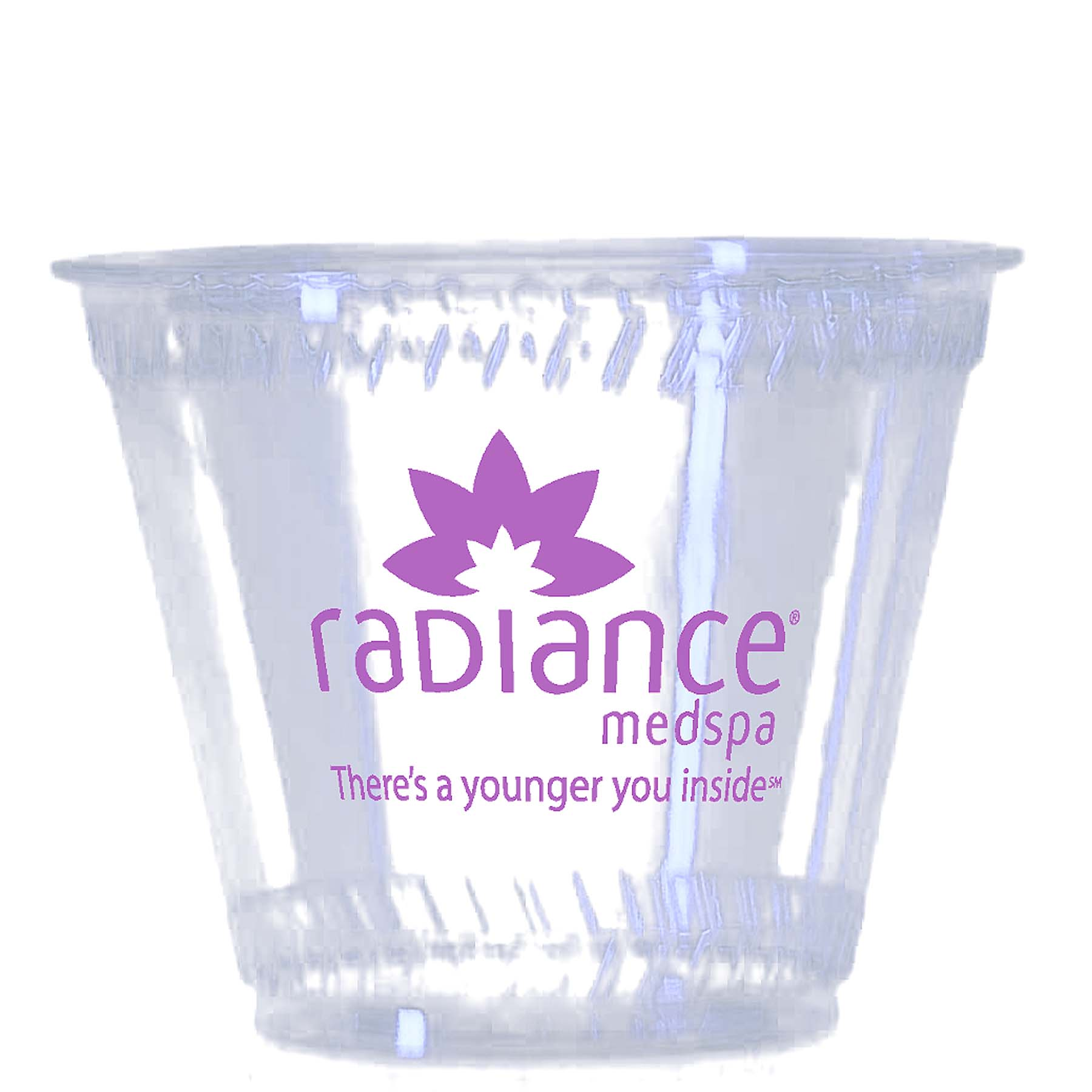 9 Oz. Eco-Friendly Clear Cups - High Lines