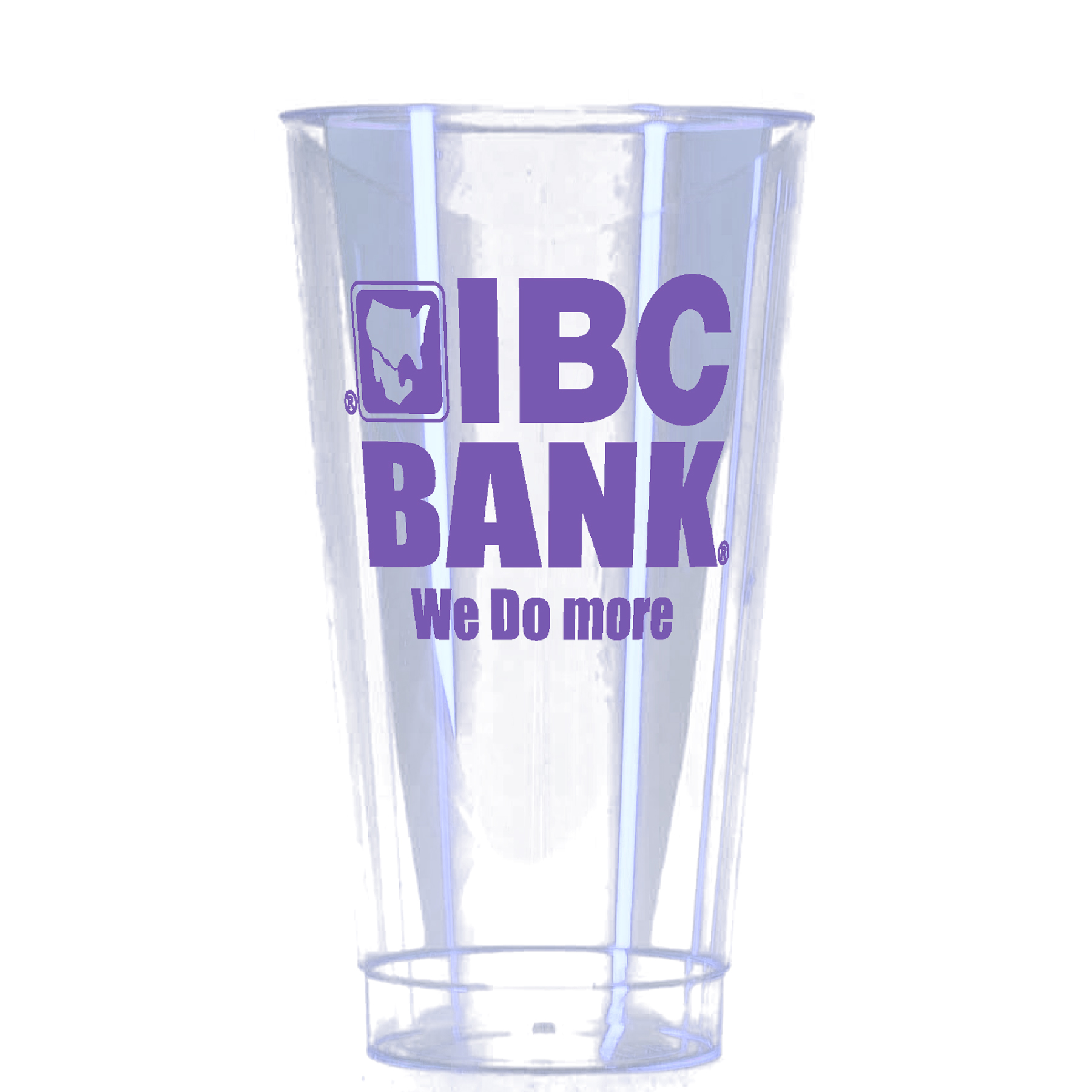 16 Oz. Tumbler Cup - Clear & Classic Crystal® Cups - High Lines