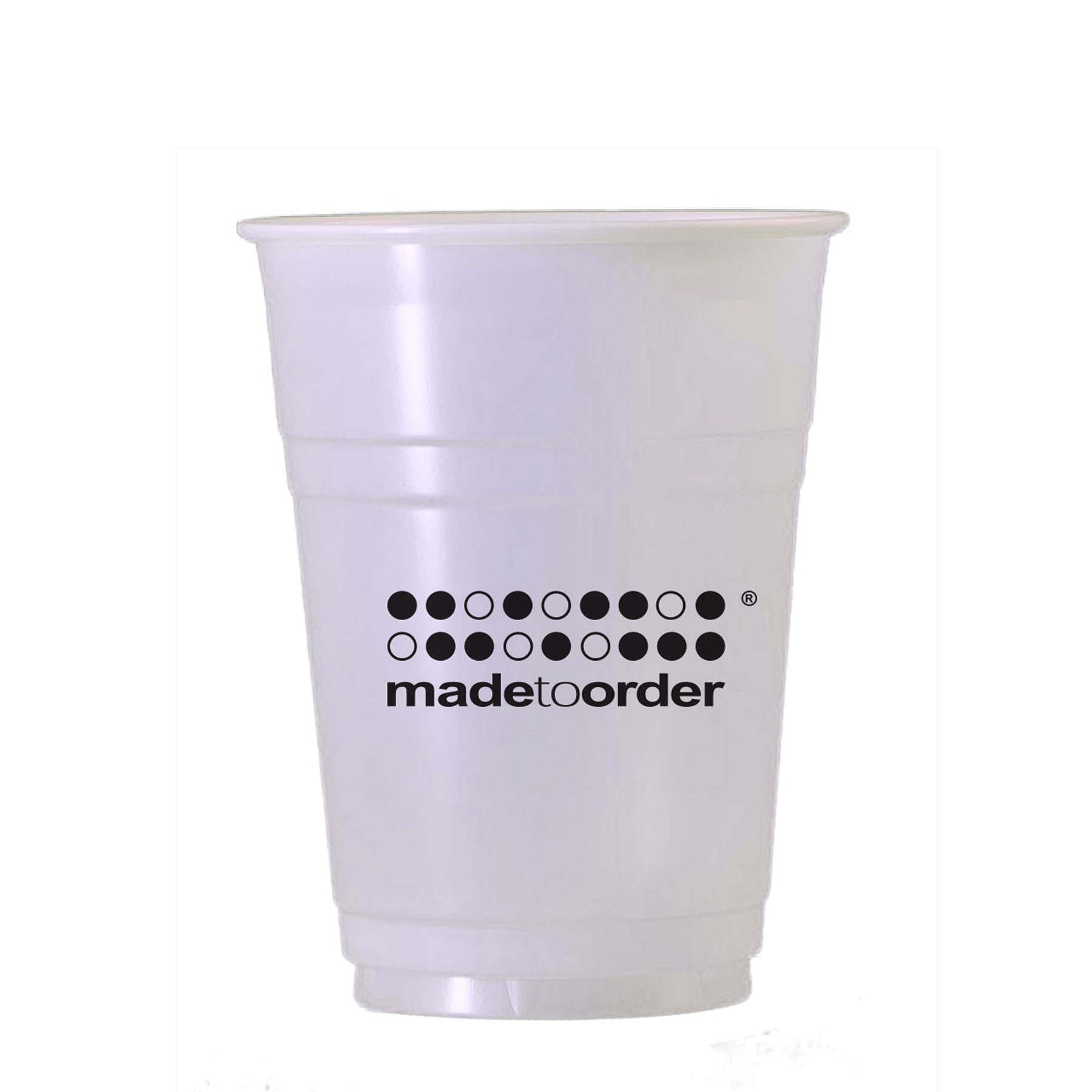 9 Oz. Translucent Cups - The 500 Line