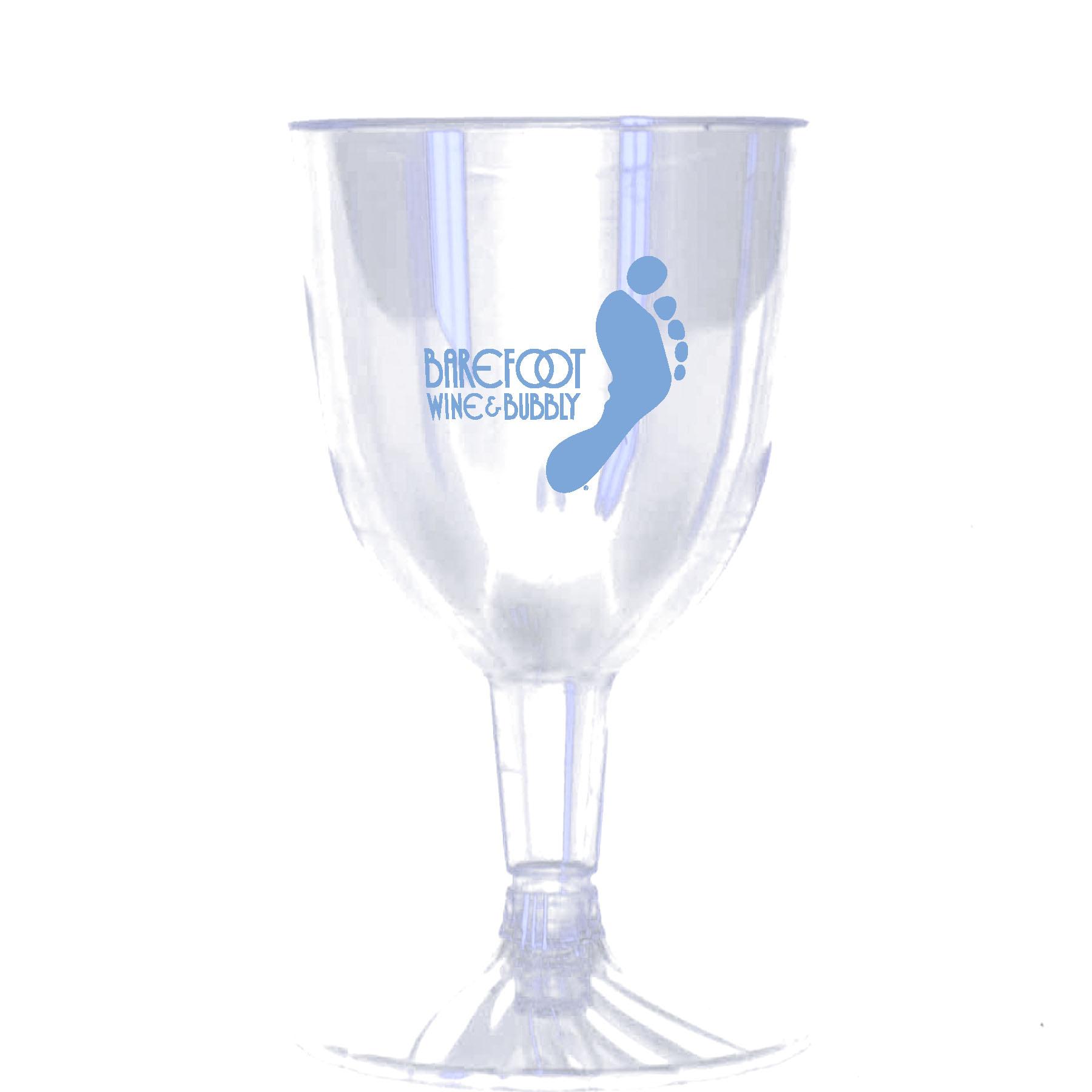 5 Oz. 2-Piece Wine Glass - Specialty Cups - The 500 Line