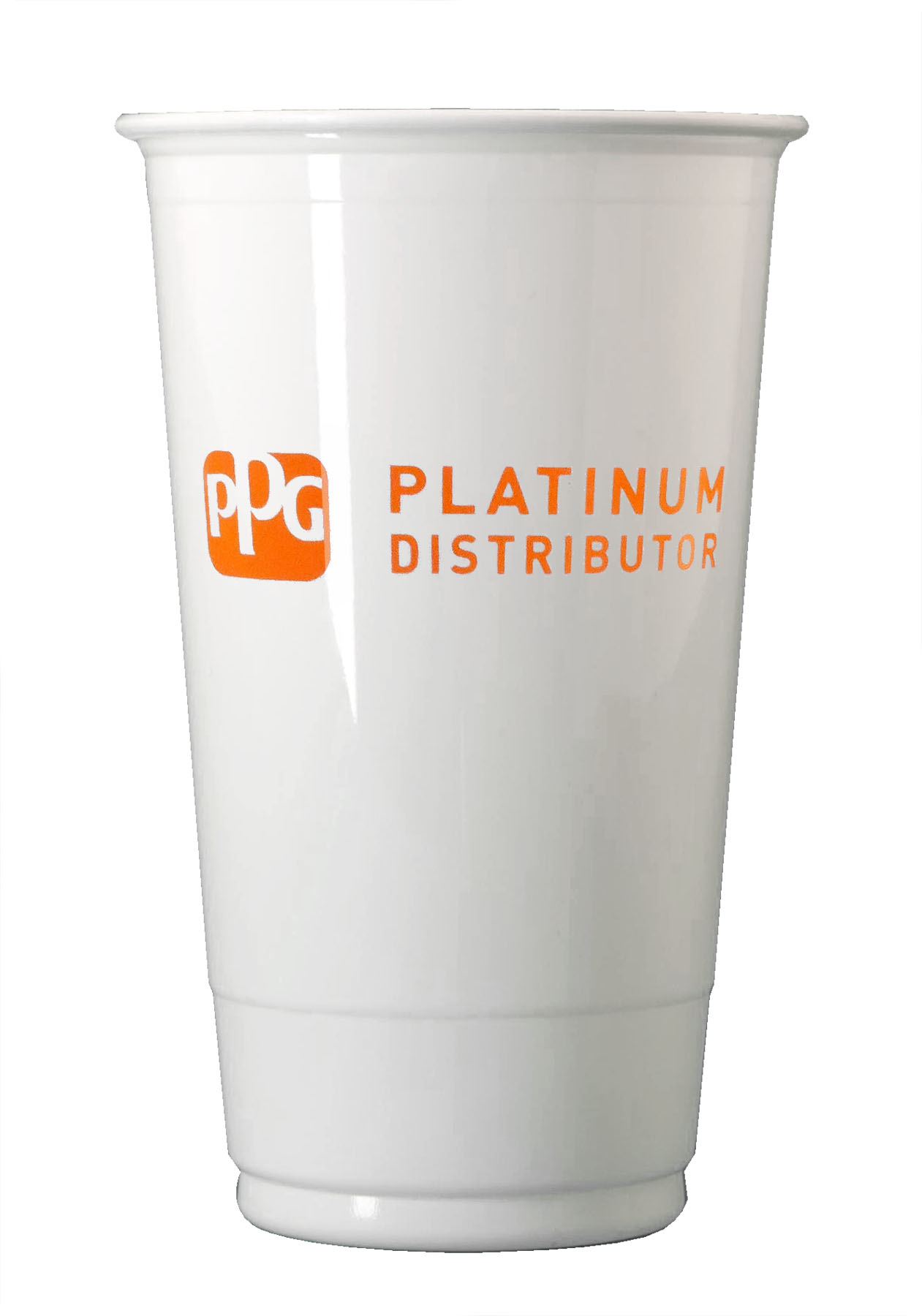 20 Oz. Economy Plastic Cups - High Lines