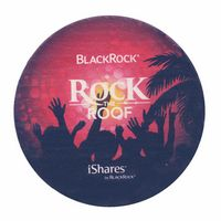 "Digital 40 Pt. 3.5"" Round - White High Density Coasters - The 500 Line"