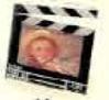 Custom Mini Clapboard Photo Frame